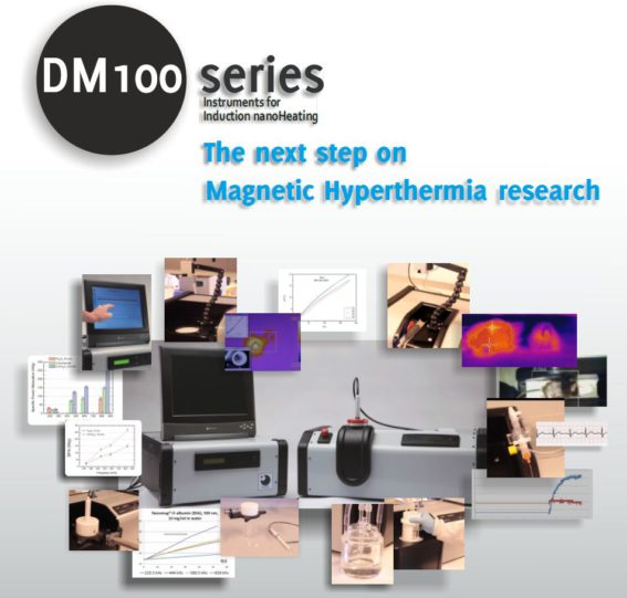 DM 100 Series Catalog for Magnetic Hyperthermia Research